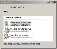 autoplay speed up flash drive